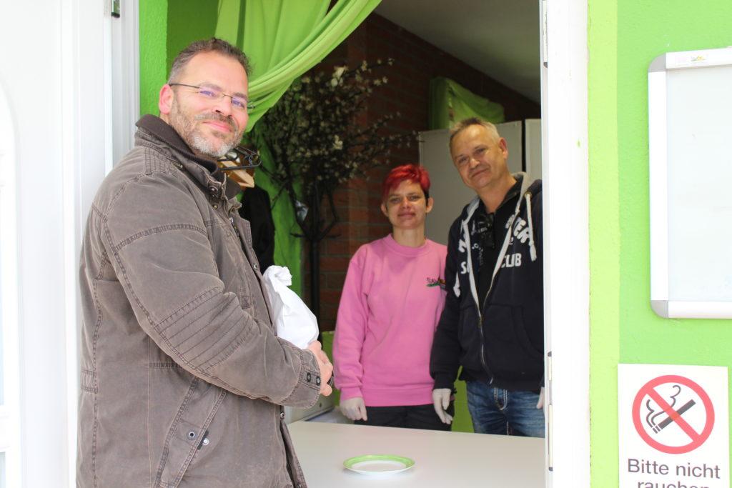 Bewohner von Beyendorf-Sohlen können in ihrem Ort vorerst wieder Lebensmittel einkaufen!